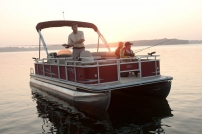 NEW 2012 24' FISH-SKI PONTOON